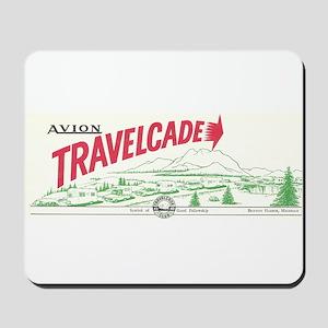 Avion Travelcade Club Mounta Mousepad