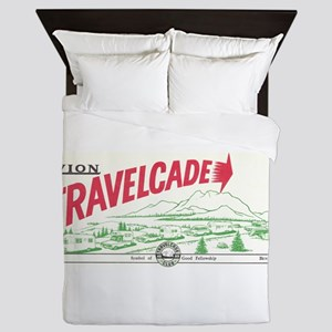Avion Travelcade Club Mounta Queen Duvet