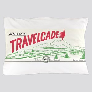 Avion Travelcade Club Mounta Pillow Case