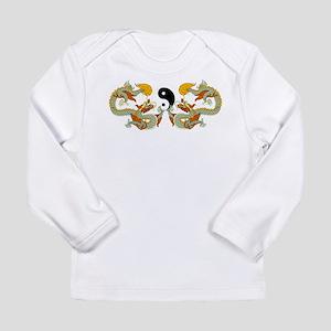 Yin Yang Long Sleeve Infant T-Shirt