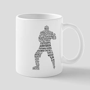 Hockey Fighter Goon Mug
