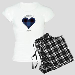 Heart - Home Women's Light Pajamas