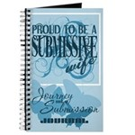 Submissive Wife (Blue) Journal