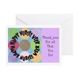 Happy nurses week Greeting Cards (20 Pack)