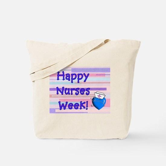 Nurse Week May 6th Tote Bag