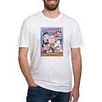 Gertrude's Follies Fitted T-Shirt