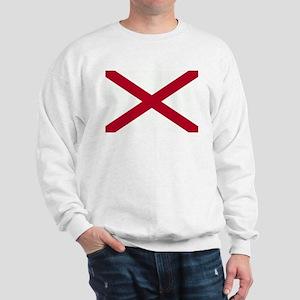 Alabama Flag Sweatshirt