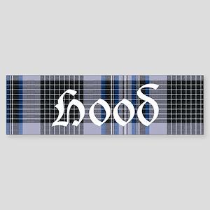 Tartan - Hood Sticker (Bumper)
