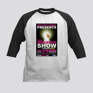 The Innuendo Show - April 201 Kids Baseball Jersey