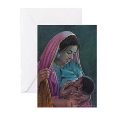 Mother & Child Cards (6)