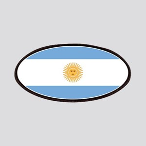 Argentina Flag Patches
