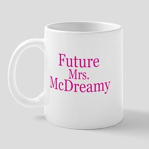 Future Mrs. McDreamy Mug