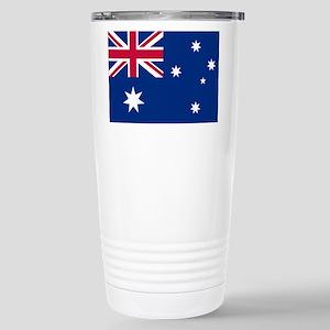 Australia Flag Stainless Steel Travel Mug