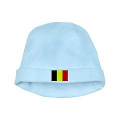 Belgium Flag baby hat