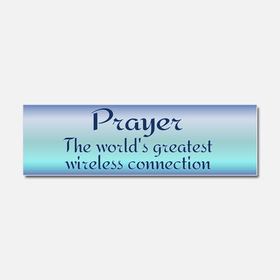Prayer - World's Greatest Wireless Connection Car