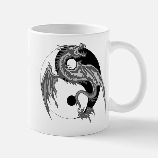 Yin Yan Symbol Mug