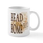 Head of my Home (Brown) Mug