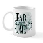 Head of my Home (Green) Mug