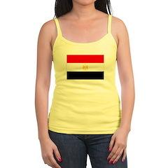 Egypt Flag Jr.Spaghetti Strap