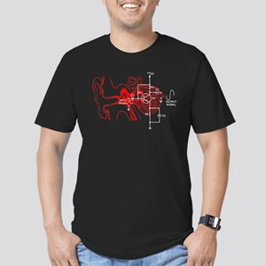 receiver_redblack T-Shirt