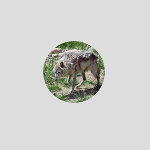 Wolf 1 Mini Button