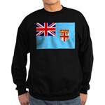 Fiji Flag Sweatshirt (dark)