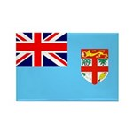 Fiji Flag Rectangle Magnet (10 pack)