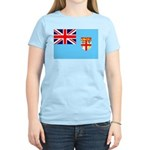 Fiji Flag Women's Light T-Shirt