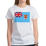 Fiji Flag Women's T-Shirt