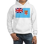 Fiji Flag Hooded Sweatshirt