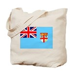 Fiji Flag Tote Bag