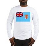 Fiji Flag Long Sleeve T-Shirt