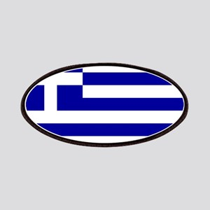 Greece Flag Patches