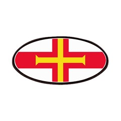 Guernsey Flag Patches