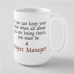 PM Large Mug