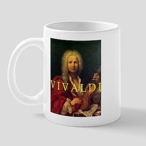 Antonio Vivaldi 1723 Mug