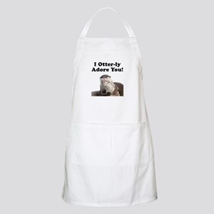 Otterly Adore Apron