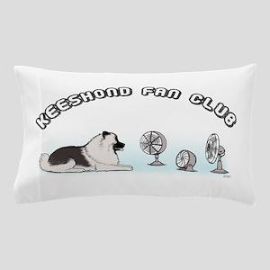 Keeshond Fan Club Pillow Case