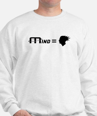 Unique Mind explosion Sweatshirt