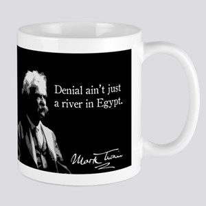 Denial ain't just a river in Egypt, Mug