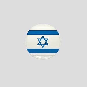 Israel Flag Mini Button