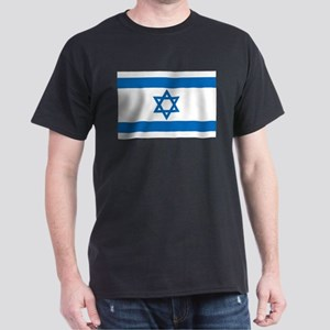 Israel Flag Dark T-Shirt