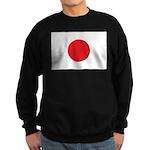 Japan Flag Sweatshirt (dark)