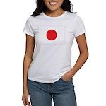 Japan Flag Women's T-Shirt