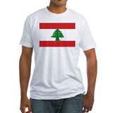 Lebanese Fitted Light T-Shirts