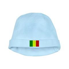 Mali Flag baby hat