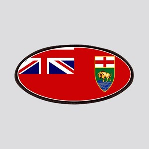 Manitoba Flag Patches