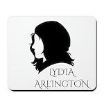 Lydia Arlington Silhouette Mousepad