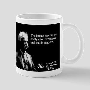 Mark Twain, Laughter As A Weapon, Mug
