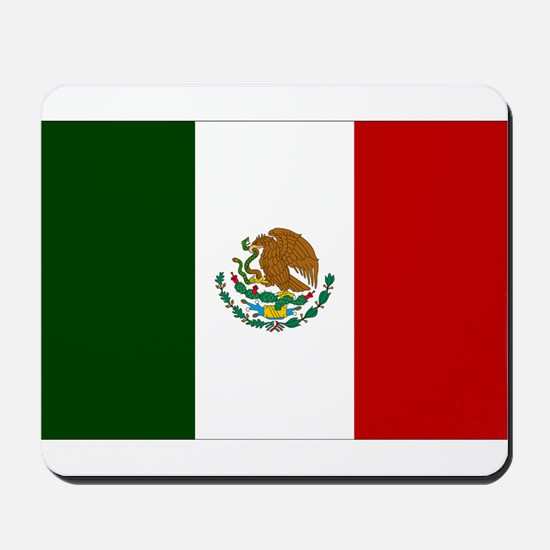 Mexico Flag Mousepad